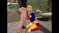fucked anally supergirl slutty 2] [fantasy-3dsexvilla