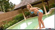 02f glamour) tits, wet water, bikini, (blue pier999 peach aka daninsky Renata