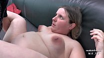 sodomi... blonde french bbw fat a of couch Casting