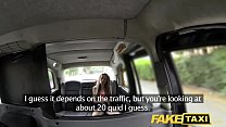 Fake Taxi Slim blonde likes it rough in back of cab porn videos