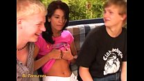 bisexual teens with young blond boys – Free Porn Video