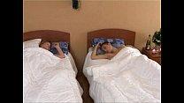 Teen couple fucks in hotel room - WWW.FAPPLER.COM