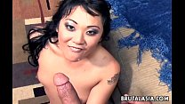 elegant asian cutie has her booty pounded hard