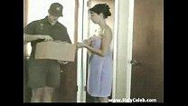 Delivery Man Gets a Treat porn videos