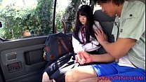 xhamster.com - car in fucked mouth schoolgirl japanese Tiny