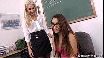 shy lesbian gets fucked by teacher thumbnail