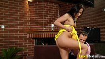sweet niki with cock-riding and fingering of bit A
