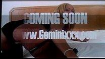 Gemini Lovell doing interracial anal