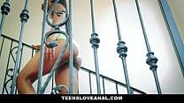 TeensLoveAnal - Fucking My Hot Stepsis In The Ass porn videos