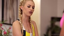 yoga massage and squirting with lesbians adriana chechik lyra law