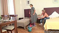 meat hard his rides woman mature Cleaning