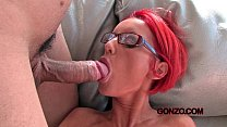 (exclusive) gg494 threesome anal geise & barbie Red