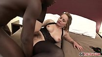 bed on joachim with interracial getting magda Sexy
