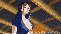 One Piece Hentai - Nico Robin