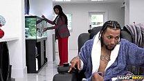 BANGBROS - Aidra Fox's Interracial Fuck Scene on Monsters of Cock