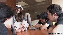 tai phim sex -xem phim sex Asian boys order juicy from a provocative waitress
