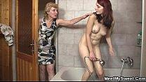 Жесткое русское порно в бане