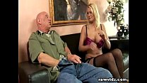 Busty Blonde Juliana Jolene Can't Get Enough Cock