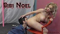 hot stripper bibi noel and her ass worship slave