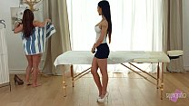 Sapphicerotica massage results in lesbian sex s...