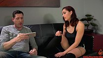Daddy Knows Her Secret (Modern Taboo Family)
