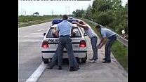 policia del comer deja se Preso