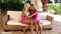 Colorful Cunnilinguists - by Sapphic Erotica le...