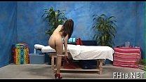 Hawt massage episode