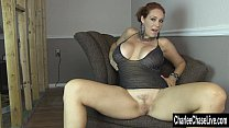 chase charlee tit big with fingering renovation Home