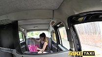 Fake Taxi Stunning Romanian with perfect tits gets taxi facial porn videos