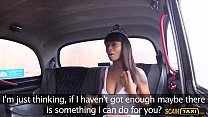 damn hot ebony lola gets hammered hard by kristof the cab driver