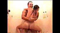 chantaje hacerle para ducha la en tio su con madre su a graba Hijo