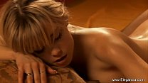 Blonde MILF likes Anal Sex