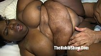 ... and jose cock lil by gangbanged sbbw coco Phat