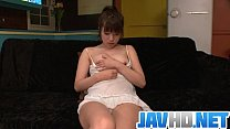 Top solo with curvy Japanese doll, Hinata Tachibana porn videos