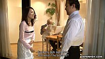 tai phim sex -xem phim sex Asian maid sucking him in front of his client