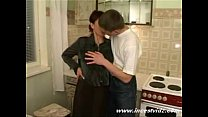 friends sons her by banged mom Russian