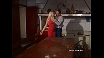 Sandra Russo anal in the kitchen