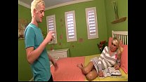 Stepmom helps her son