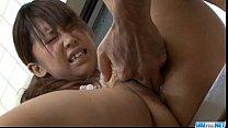 tai phim sex -xem phim sex Maki Sakashita big tits teen drilled roughly