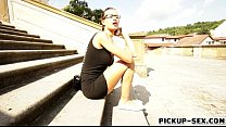 money for pounded glasses in katia babe czech amateur Busty