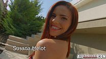 melot susana with action threesome Allinternal