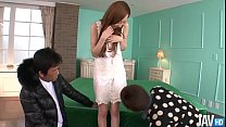 tai phim sex -xem phim sex Erena Aihara looks so sweet in a cream lace dre...