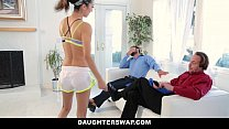 fuck and stretch daughters helping - Daughterswap