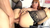 ... huge by destroyed asshole tight her gets Penny