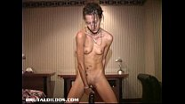 French Canadian amateur riding a thick brutal d...