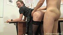 lesson) (anathomy elena - 12 teacher mature Russian