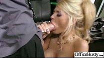 Hard Sex In Office With Slut Big Juggs Girl (ka...