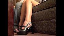 Chanel's Foot Slave
