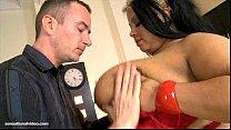 British Black BBW Shanice Richards Shags Huge W...